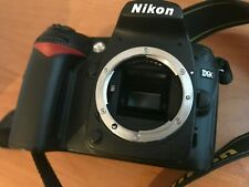 Nikon D90 body black + 32gb memory