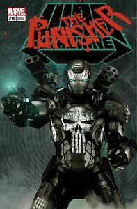 Punisher #218 Lenticular NM 1st App Frank Castle AS War Machine Marvel Comics