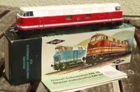 Gützold Diesellok BR 118 117-1 sehr gut mit Licht der DR Epoche 4 BW Dresden,OVP