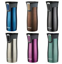 New Contigo West Loop Stainless Steel Autoseal Coffee Travel Mug Thermo - 16 oz
