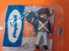 PLAYMOBIL LLAVERO SOLDADO FRANACES CHAIN KEY FRENCH SOLDIER FRANCESES INGLESES