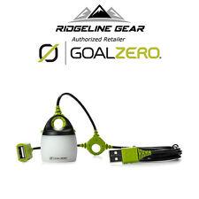 GOAL ZERO Light-A-Life Mini LED Portable Lantern/Area Light/Solar Ready