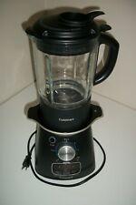 Cuisinart Blend-and-Cook Soup Maker - SBC-1000 - Black