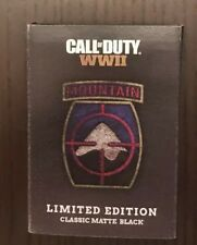 Call of Duty WWII Mountain Zippo Lighter #37 of 100 Limited Edition & Sold Out