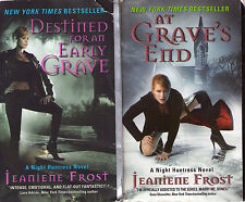 Complete Set Series - Lot of 13 Night Huntress Books by Jeaniene Frost PB Prince