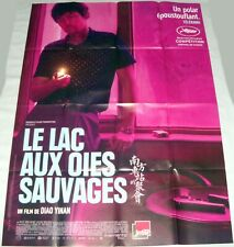 THE WiLD GOOSE LAKE 南方车站的聚会 China Diao Yinan Hu Ge LARGE french poster