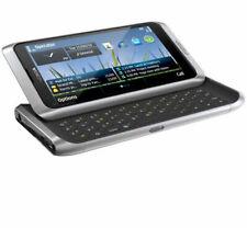 Origina Nokia Silver E7-00 16GB (Unlocked) Smartphone QWERTY keyboar WIFI GPS