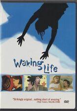 Waking Life (Dvd, 2002, Canadian, Widescreen) a Richard Linklater film - Rare