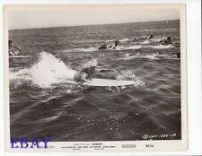 Cliff Robertson barechested on Surfboard VINTAGE Photo Gidget
