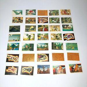 1987 Vintage GI Joe Stickers Diamond Publishing Lot of 67 Some Duplicates