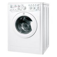 Indesit IWDC6125 Free Standing 1200 Spin 6 + 5Kg White Washer Dryer New