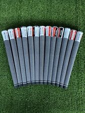 Golf Pride Tour Velvet 360 White Grip 13 Pcs Midsize M60 Round White