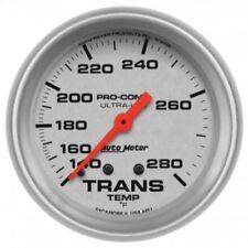 """Auto Meter 4451 2-5/8"""" Ultra-Lite Mechanical Trans Temp Gauge, 140-280 °F"""