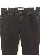 MADEWELL $128 Women's Skinny Skinny Ankle Zip Stretch Jeans Dark Wash Size 28