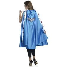 Deluxe Wonder Woman Adult Cape Superhero Cape One Size Fits Most