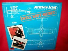 JAMES LAST Well Kept Secret LP ITALY 1975 MINT- TOP!
