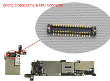 IPhone 5 posteriore / posteriore / BIG Camera FPC Connector, sulla scheda madre parte