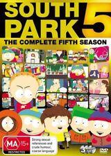 South Park: Season 5 NEW R4 DVD