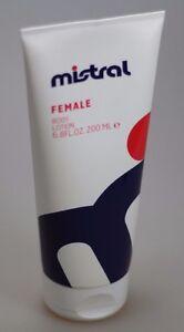 Mistral FEMALE 200 ml Body Lotion