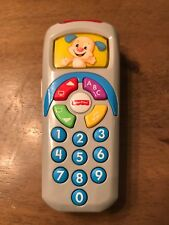 Fisher-Price Laugh & Learn Puppy's Remote 2015(2)!