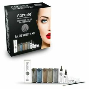APRAISE Eyelash and Eyebrow tint FULL SALON STATER KIT - Same Day 1st Class Post