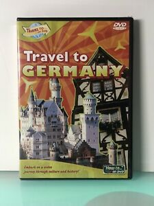 NEW SEALED Travel to Germany DVD HOW TO VISIT P/N: Datragermd