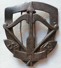 Insigne de Chapeau SCOUTS DE FRANCE années 1930/1940 ORIGINAL Scoutisme Scout