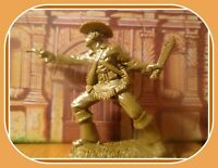 Barzso Texas Ranger Alamo Davey Crockett 54mm 7 Texicans available Rawhide Brown