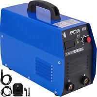 ARC-200 20-200Amp Stick/ARC/MMA DC Inverter Welder IGBT Welding Machine 110/220V