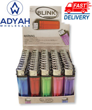 50CT Butane Lighters Bulk Wholesale Lot For Convenience Store ROCKET FAST SHIP