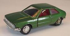 Schuco 1/66 Nr. 301 879 VW Scirocco TS Volkswagen grünmetallic #284