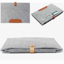 For iPad Pro Tablet 12.9'' Inch Woolen Felt Carry Sleeve Case Cover Bag Pouch