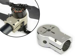 25mm Metal Motor Mount for Multi-Copters (Silver)