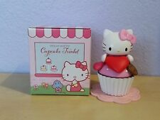 New Sanrio Hello Kitty Cupcake Trinket Box Collectible Sealed NIB Free Shipping
