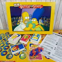 The Simpsons | Battle Of The Sexes | Complete Board Game