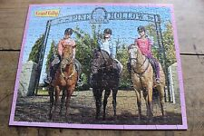 Complet - Puzzle 200 pièces - Grand Galop - MB Puzzles - Hasbro - 339 x 418