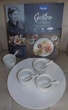 Denby James Martin Gastro 9 Piece Serving Kit Fajitas