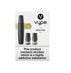VYPE ePen 3 Starter Kit | 650mAh | Vype e Pen Kit | Device and 2 Pods Included