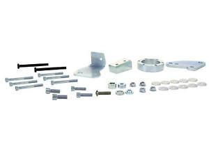 Whiteline Differential Drop Kit Front W93213 fits Ford Ranger 2.2 TDdi 4x4 (P...