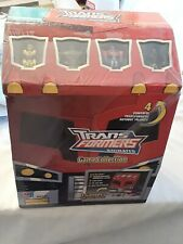 Transformers Animated GameCollection 2008 NEW,Puzzle, OptimusPrime,MiltonBradley