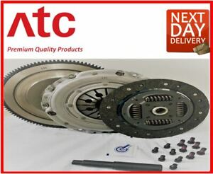 JAGUAR X-TYPE (X400) 2.0 D CLUTCH KIT & SOLID FLYWHEEL 2003 to 2009 FMBA FMBB