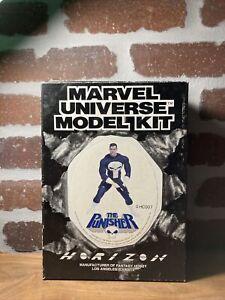 """MARVEL UNIVERSE MODEL KIT """"THE PUNISHER"""" 1/8 scale Vinyl model kit by HORIZON"""