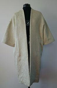 NEW PHASE EIGHT 'Alison' Pistachio Coat  - Size XS (Fits AUS 6-12)