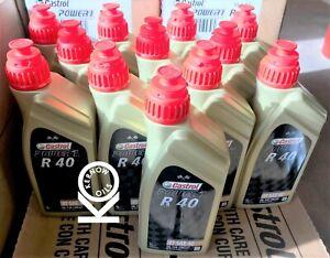 12L (12x1L) POWER1 R 40 ( £9.58/ltr inc VAT) (replaces Castrol R40 Oil)