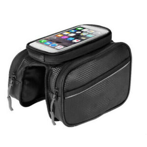 Custom Bicycle Frame Bags with Waterproof TPU for Mountain Bicycle and Road Bike