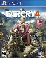 Far Cry 4 PlayStation 4 PS4 Game Farcry IV