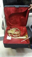 MELLOPHONE PURE BRASS MADE IN BRASS POLISH EXTRA SLIDE+ HARD CASE +FREE SHIPPING