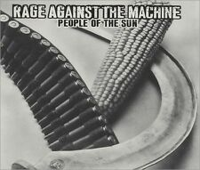 """RAGE AGAINST THE MACHINE - PEOPLE OF THE SUN 10"""" GREEN NEW VINYL RECORD"""