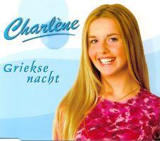 CHARLÈNE - Griekse nacht 2TR CDM 2002 SCHLAGER / DUTCH