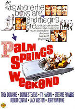Palm Springs Weekend (DVD, 1963) Troy Donahue